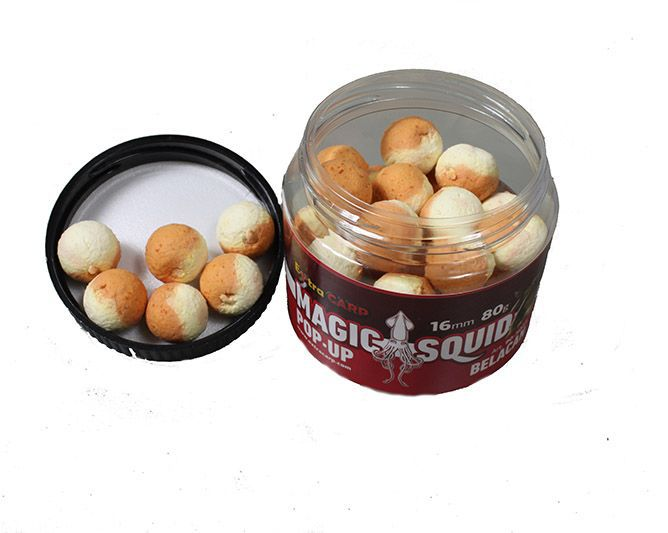 PopUp Boilie Extra Carp Magic Squid