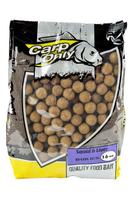 Boilie Carp Only Squid Liver