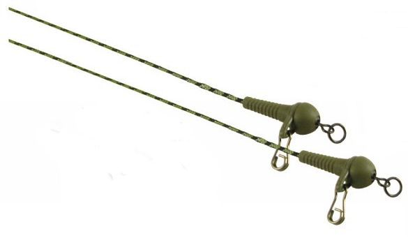 Montáž Extra Carp Lead Core System with Safety Sleeves