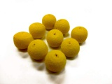 Pěnová nástraha Zfish Foam Pop up Baits Yellow 15mm