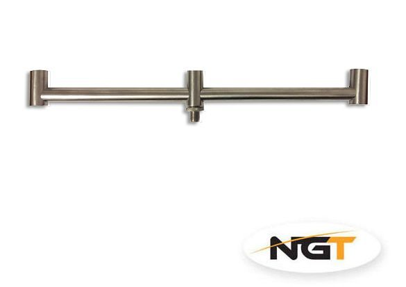 Hrazda NGT Buzz Bar Stainless Steel 3 Rod