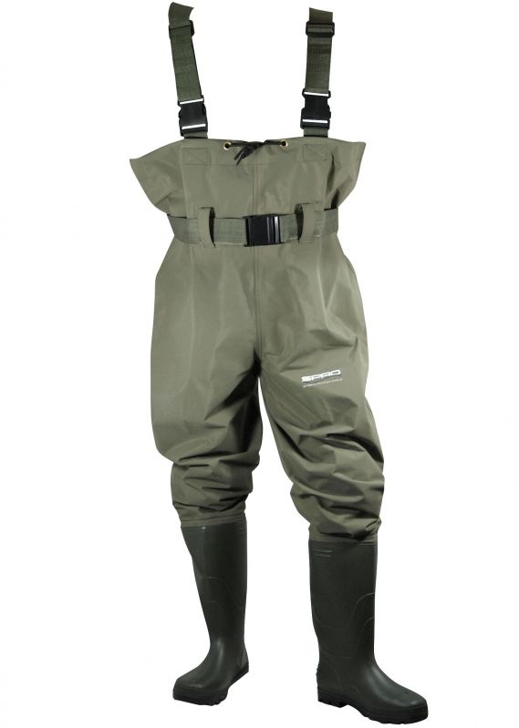 Prsačky Spro PVC Chest Waders