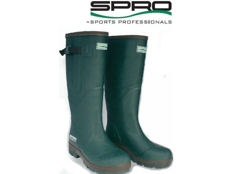 Holínky Spro Rubber Boots 4mm